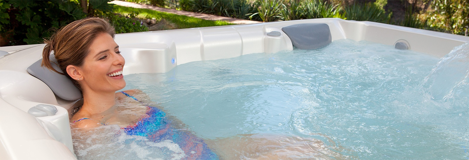 EverFresh™ Water Care System <br>  HOT TUB WATER CARE