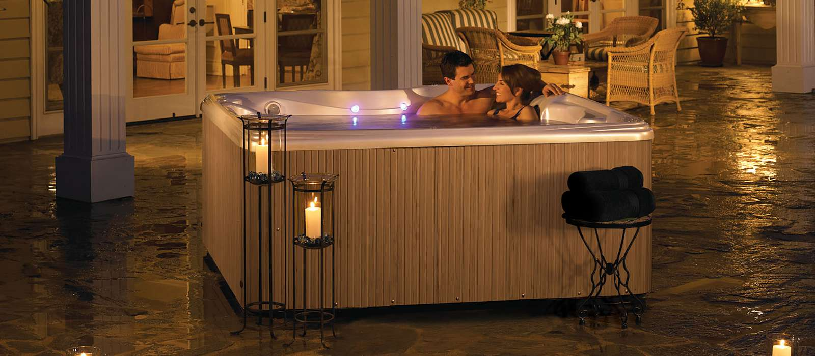 Relay 6 person Hot Tub