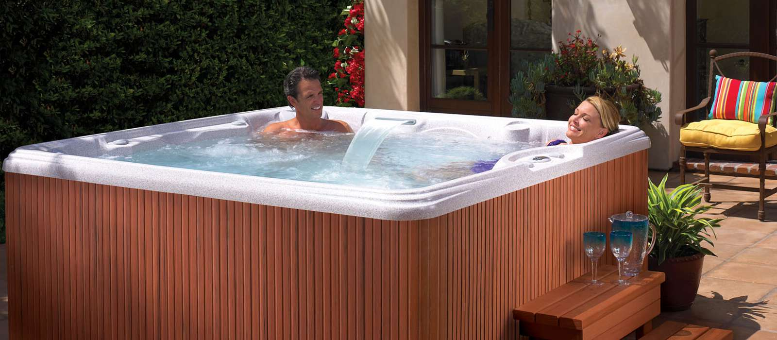 Rhythm 7 person Hot Tub