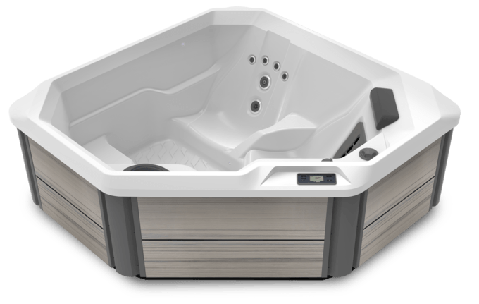 Tx Two Person Corner Hot Tub Hot Spring Spas
