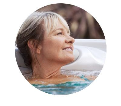 Benefits of a hot tub for arthritis
